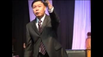 Pastor Preaching - January 27, 2013