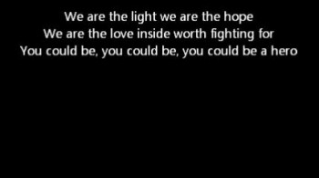 Kutless -Hero  lyrics