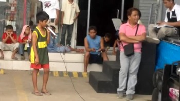 A Poor Street Child Has an UNBELIEVABLE Voice - He Will Touch Your Heart