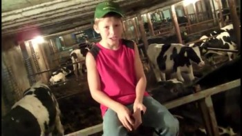 Little Farmer Sings Farm It Maybe Parody