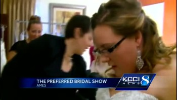 Bridal Show Turns into Wedding Surprise!!