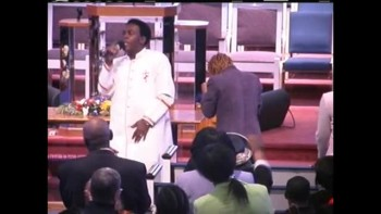 Jesus makes us whole by Bishop Gary Harper
