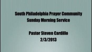SPPC Sunday Morning Service - 2/3/13