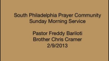 SPPC Sunday Morning Service - 2/9/2013
