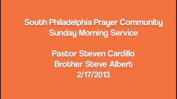 SPPC Sunday Morning Service - 2/17/2013