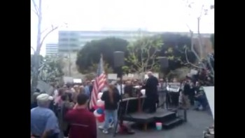 3/23/12 STAND UP 4 RELIGIOUS FREEDOM RALLY, LOS ANGELES