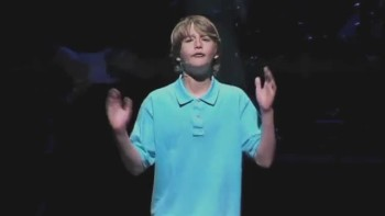 11 Year-Old Proclaims Jesus Through the Bible - POWERFUL!