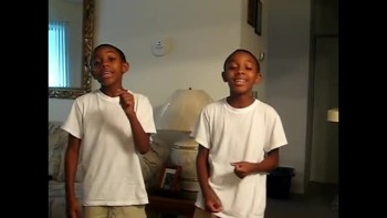 Twin Brothers Give Amazing A Cappella Performance of I Love You Lord