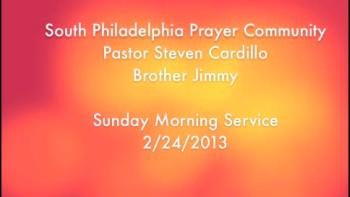 SPPC Sunday Morning Service - 2/24/2013