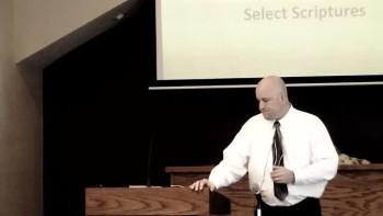 Pastor David Slusher sermon