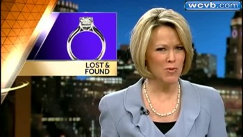 Woman Reunited with Engagement Ring after 11 years!
