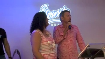 Painful neck healed and lady grows 3 centimetres