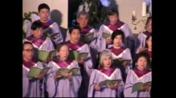 Shout For Joy To The Lord 當向耶和華歡呼歌頌 (2012年12月30日)