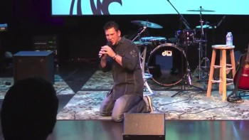 Mike Hickman on Altar Prayer