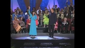Candy Hemphill Christmas and David Phelps - Jesus Saves