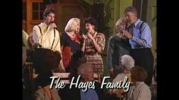 Dayna Ashley, Squire Parsons, Jimmy Blackwood and The Hayes Family - Down at the Cross
