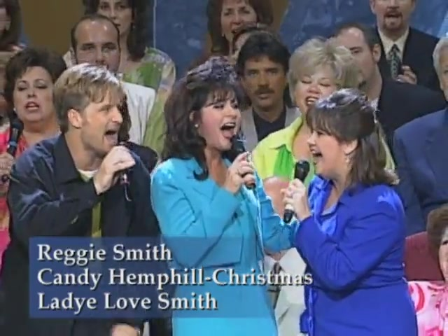 guy penrod reggie and ladye love smith candy hemphill christmas and john starnes sweeter as the days go by christian music videos