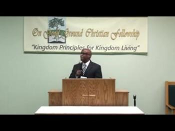 WisdomByte:  We Walk By Faith