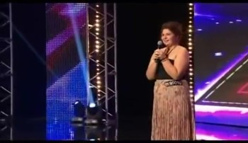 Judges Lack Confidence in This Shy 14 Year-Old...Until She Starts Singing!