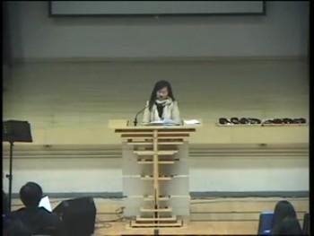 Kei To Mongkok Church Sunday Service 2013.03.03 Part 1/3
