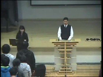 Kei To Mongkok Church Sunday Service 2013.03.03 Part 2/3
