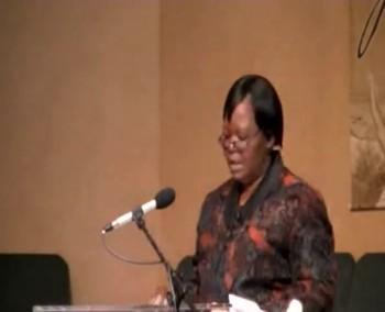 Dr. Winnie N Nhlengethewa