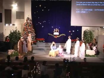 一個真純的聖誕: 音樂短劇 (2009年12月19日)