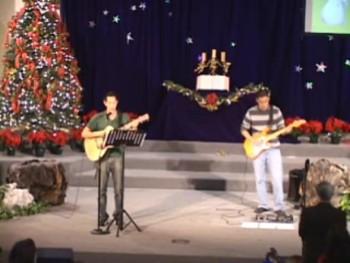 一個真純的聖誕: 聖誕夜崇拜 (2009年12月19日)
