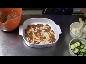 Adventasty Cooking 12: how to make vegan lasagna