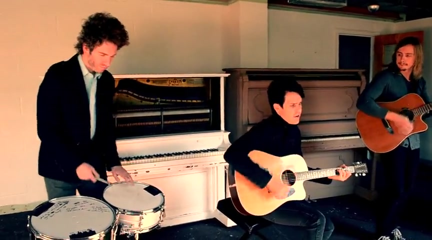 Remedy Drive- Crystal Sea (Acoustic)