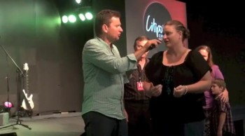 miracles and healing break out during prayer