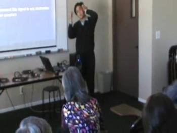 EFCOC Media Center Training Class 2A (Sound Input Levels) 2013年03月10日