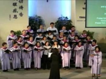 喜樂詩歌; 齊來聖殿頌讚 (2007年09月30日)