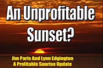 Profitable Sunrise Scandal Update (James L. Paris)