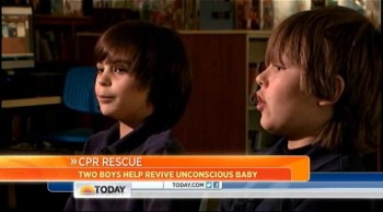 God Sent 2 Children to Save a Dying Baby - They Are Angels!