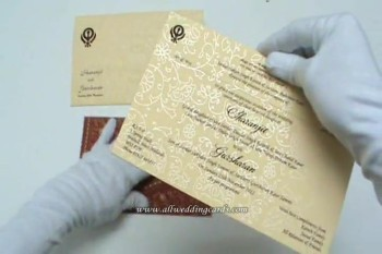 Hindu Wedding Invitations
