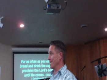pt 7 the communion sermon at the merdian idaho experience seventh day adventist church