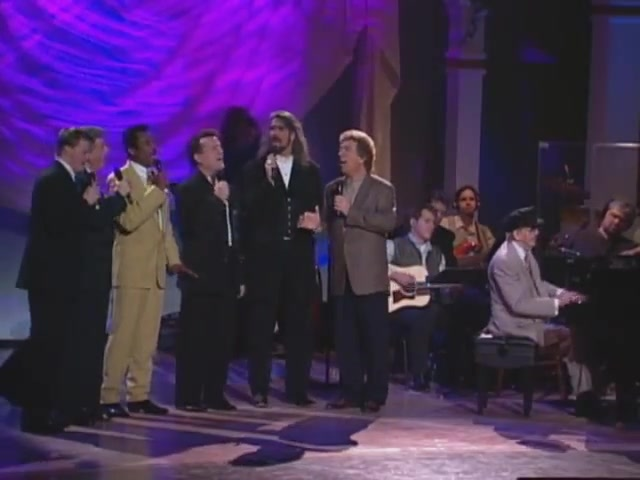 Gaither Vocal Band, Hovie Lister, Jake Hess and Jessy Dixon - Without Him