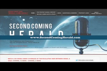 Christianity in the Middle East 'close to the brink of extinction' (Second Coming Watch Update #287)