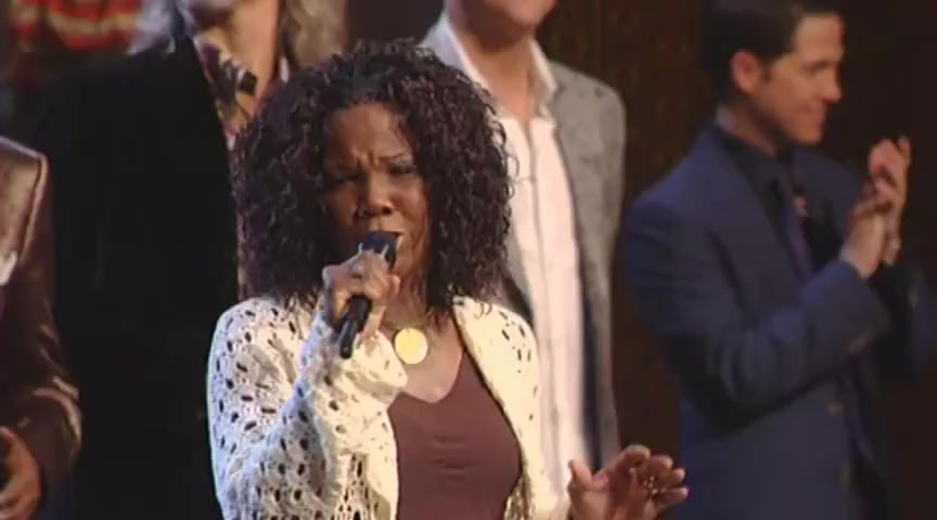 Bill & Gloria Gaither - One Day (feat. Lynda Randle) [Live]