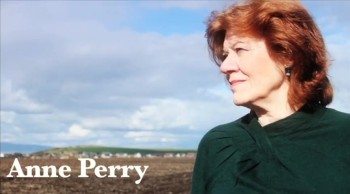 Meet Christian Author Anne Perry