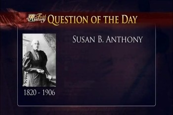 Faith in History – Question of the Day