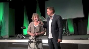 Arthritic hands and damaged wrists miracle healing