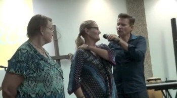 Hernia and painful neck miracle healing