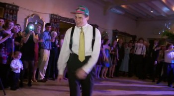 Groom Gives His Bride The COOLEST Wedding Surprise!
