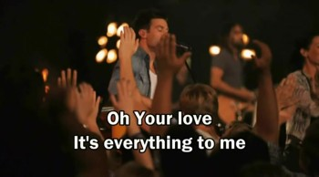 An amazing song. Hillsong Live- Love so high