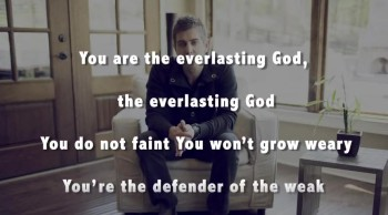 Jeremy Camp - Everlasting God (Lyric Video)