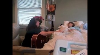 A Mother Sings a Precious Song to Her Dying Daughter - Grab the Tissues