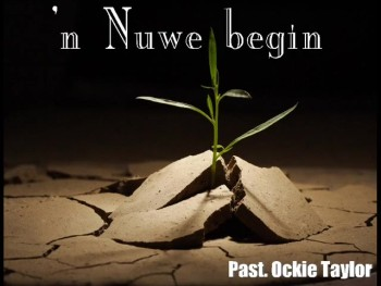Soteria - n Nuwe Begin