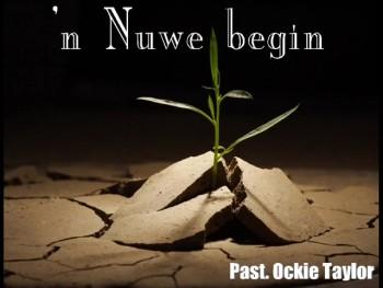 Soteria - n Nuwe Begin